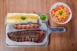 Combo Bife Chorizo