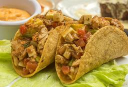 Tacos Vero con Pollo