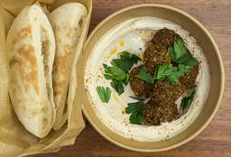 Hummus Falafel