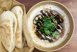 Hummus Shawarma Carne