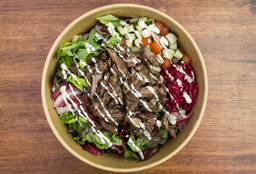 Ensalada Shawarma Carne
