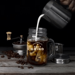 """Cafetera Manual """"Daily Grind"""""""
