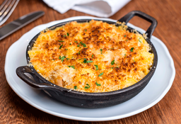 Mac & Cheese Langostinos