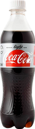 Coca Cola Sin Azucar 500 ml