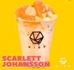 Milkshake Scarlett Johansson