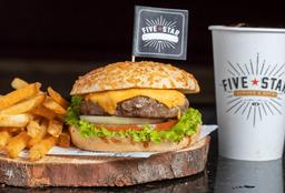 Combo Star Burger