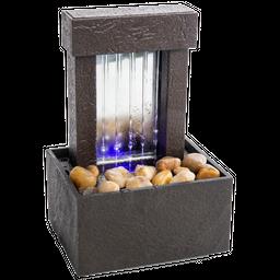 Fuente LED con Espejo