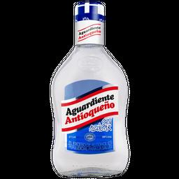Aguardiente Antioqueño Azul Sin Azúcar 375 Ml