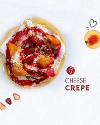 Cheese Crepe