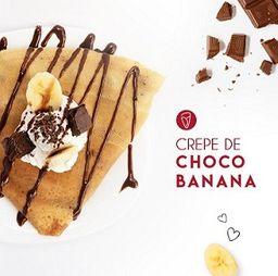 Crepe Choco Banana
