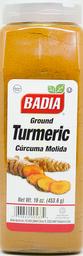 Curcuma Molida Badia 6/ 453.59Gr