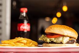 GRAN PROMOCIÓN 4 ComboS Hamburguesa Doble Carne