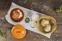 Creole Tomato Soup