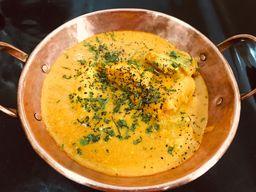 Salmón Curry