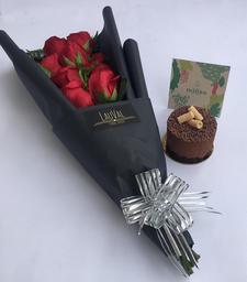 Ramo Especial & Moisse de Chocolate