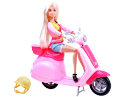 Anlily Glam Scooter