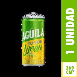 Cerveza Águila Fusión Lata 269 mL