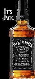 Whisky Jack Daniel's Botella 750 mL