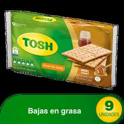 Tosh Galletas Miel