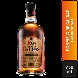 Ron Viejo de Caldas Botella 750 mL