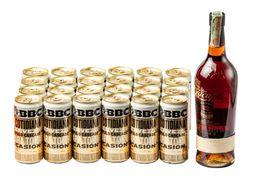 Ron Zacapa 750 ml + 24 U Cerveza Bbc Cotidiana de 269 ml