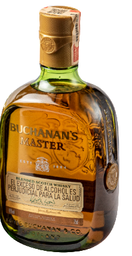 Whisky Buchanan's Master Botella 750 ML