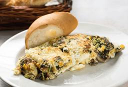 Omelet Vegetariano