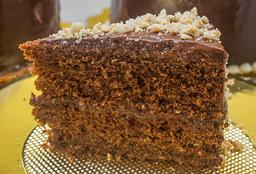 Torta de Chocolate Sugar Free