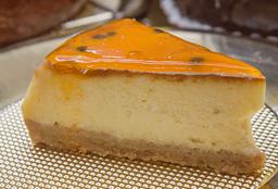 Cheesecake de Doble Maracuyá