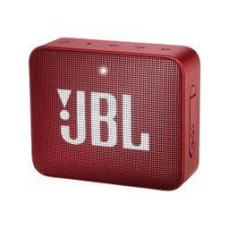 Parlante JBL Go2 Bluetooth - Rojo
