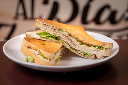 Sandwich Pernil de Cerdo