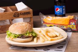 Burger Infantil Carrielita