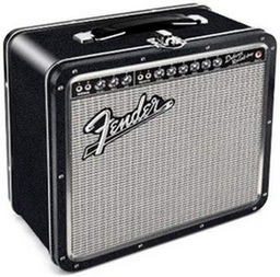 Lonchera Metalica Fender