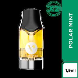Polar Mint - VPRO 18 mg/ml - Cápsula para Vype ePod