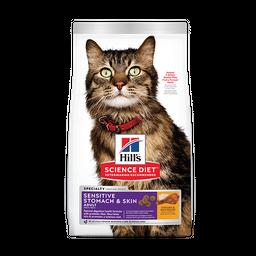 Hills Felino Sensitive Stomach&skin