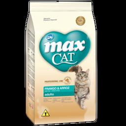 Max Cat Adulto Pollo Y Arroz 3 Kg