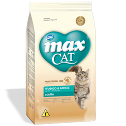 Max Cat Adulto Pollo Y Arroz 3 Kg