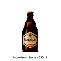 Maredsous Brune 330ml