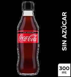 Coca Cola Sin Azúcar 300 ml