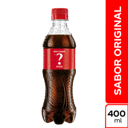 Coca-Cola Sabor Original 400 ml