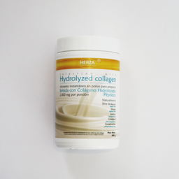 Hydrolyzed Collagen & Calcium En Polvo Herza