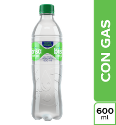 Agua Brisa Con Gas 600 ml