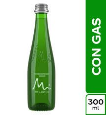 Manantial Con Gas 300 ml