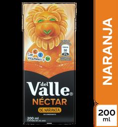 Del Valle Naranja 200 ml