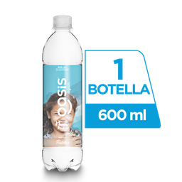 Agua Oasis 600 ml