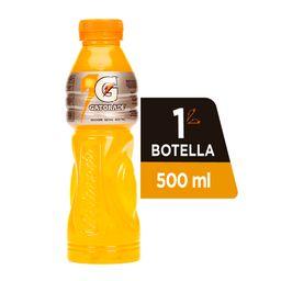 Gatorade Naranja 500 ml