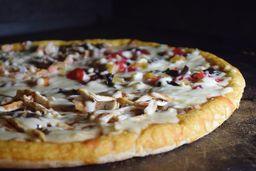 Pizza Personal y Gaseosa 250ml