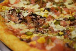 Pizza Grande y Gaseosa 1,75