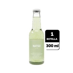 Hatsu Soda Sandia Albahaca 300 ml