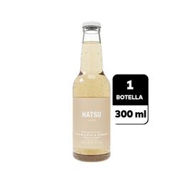 Hatsu Soda Uva Blanca Romero 300 ml
